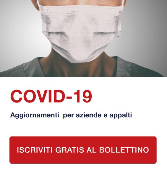 Rubrica Emergenza Covid-19